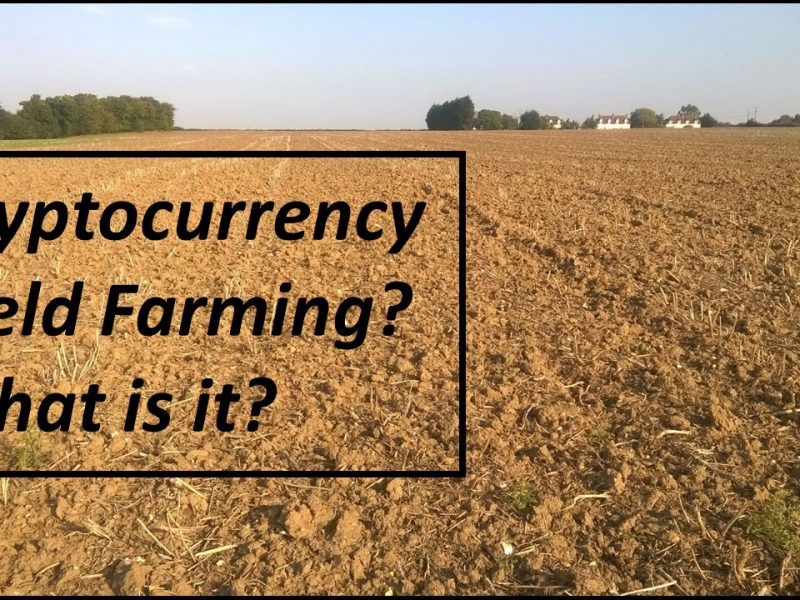 What is Crypto Yield Farming?